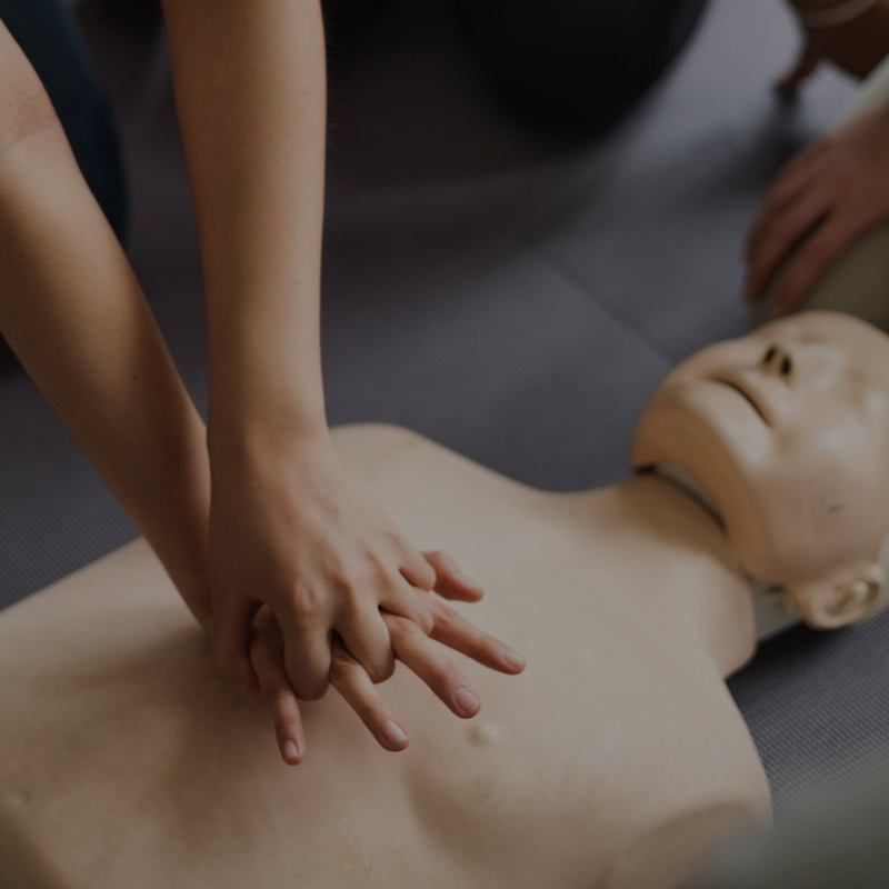 First Aid/CPR Rescue